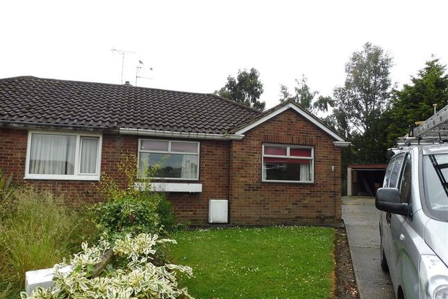Thumbnail Bungalow to rent in Rose Crescent, Colchester