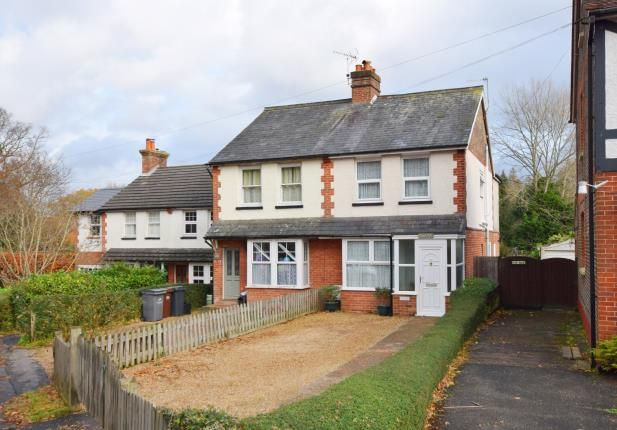 Thumbnail Semi-detached house for sale in High Street, Horam, Heathfield, East Sussex