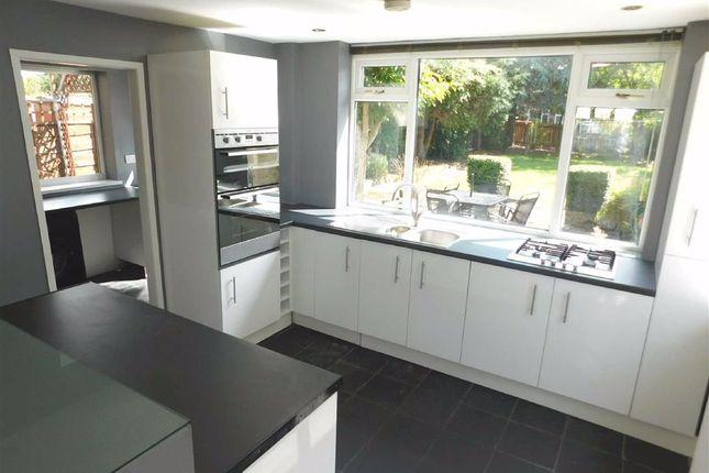 Extended Kitchen of Oakland Avenue, Offerton, Stockport SK2