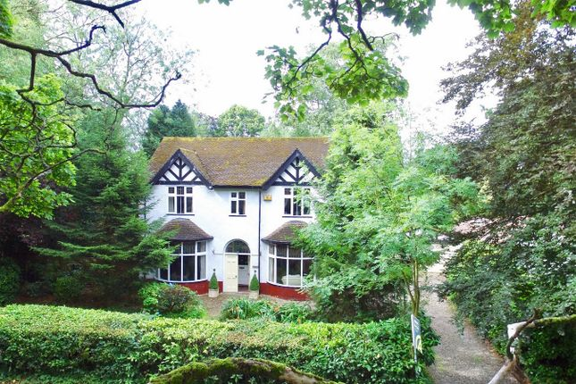 Thumbnail Detached house for sale in Common Lane, Culcheth, Cheshire