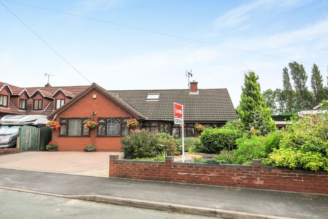 Thumbnail Detached bungalow for sale in Pebble Mill Drive, Cannock