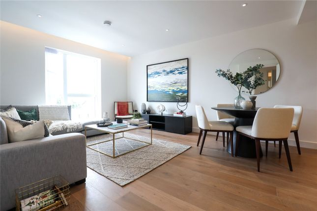 Livingroom of Bishops Gate, 82-88 Fulham High Street, London SW6