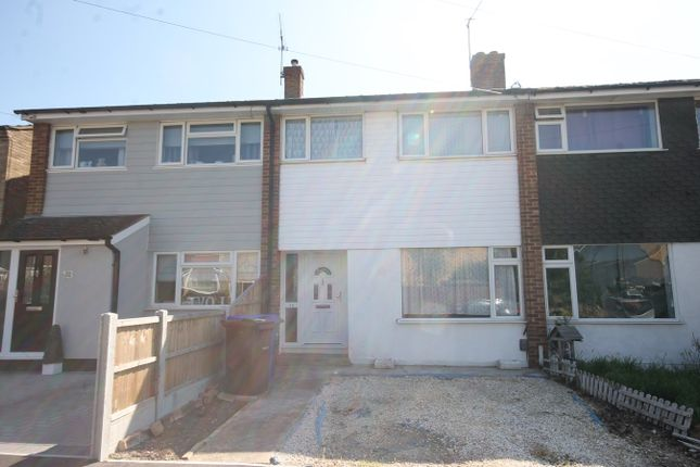 Thumbnail Property to rent in Hollowfield Avenue, Grays