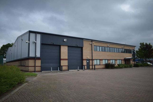 Thumbnail Light industrial to let in Unit 4, Bamburgh Court, Team Valley Trading Estate, Gateshead