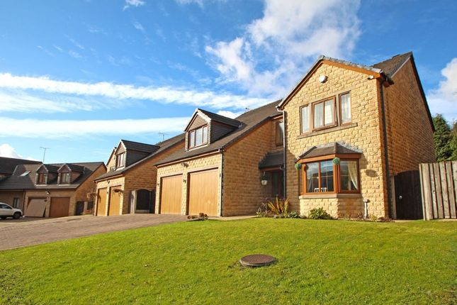 Thumbnail Detached house for sale in Lynns Court, Weir, Rossendale
