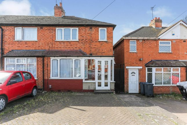 2 bed semi-detached house for sale in Dyas Avenue, Great Barr, Birmingham B42
