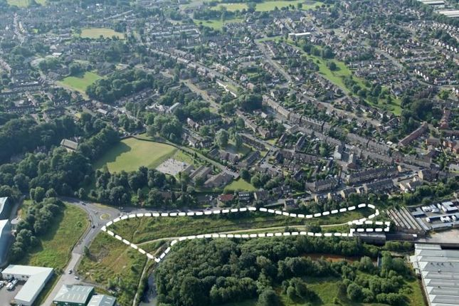 Thumbnail Land for sale in Woolley Bridge Road, Hadfield, Glossop