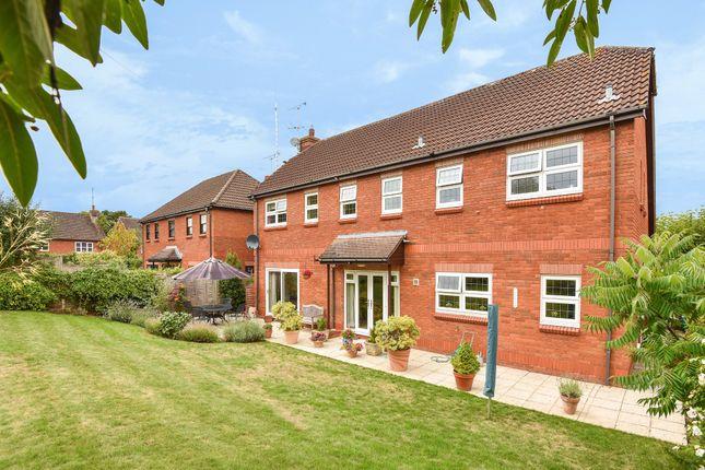 Thumbnail Detached house for sale in Randolph Close, Charlton Kings, Cheltenham