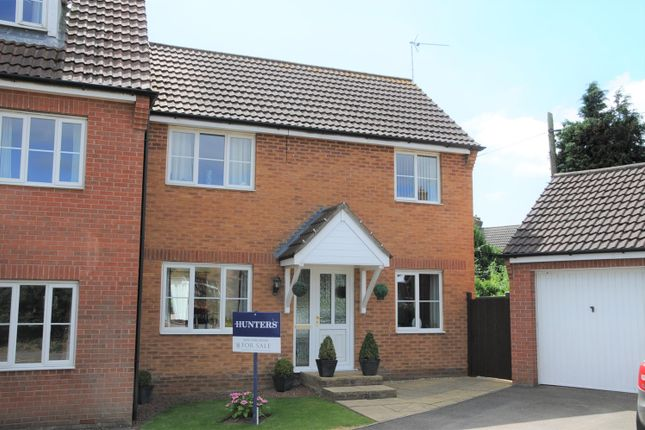 Thumbnail Semi-detached house for sale in Spilsby Meadows, Spilsby