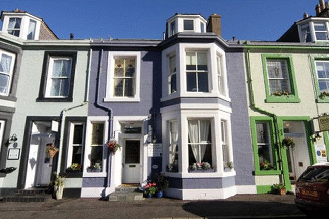 Thumbnail Terraced house for sale in The Burnside Guest House, Queens Terrace, Ayr