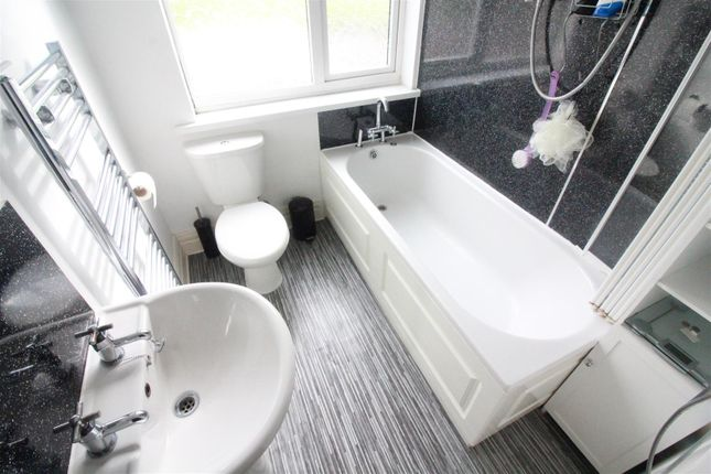 Bathroom of Balmoral Avenue, Hull HU6