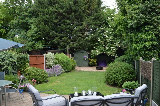 Thumbnail Semi-detached house for sale in Howard Road, Upminster