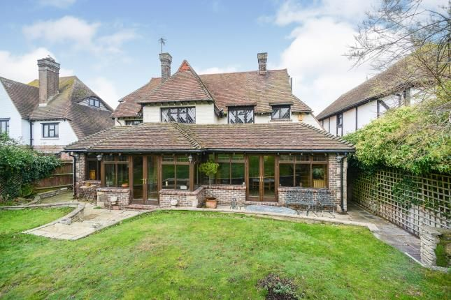 Thumbnail Detached house for sale in Dean Court Road, Rottingdean, Brighton, East Sussex