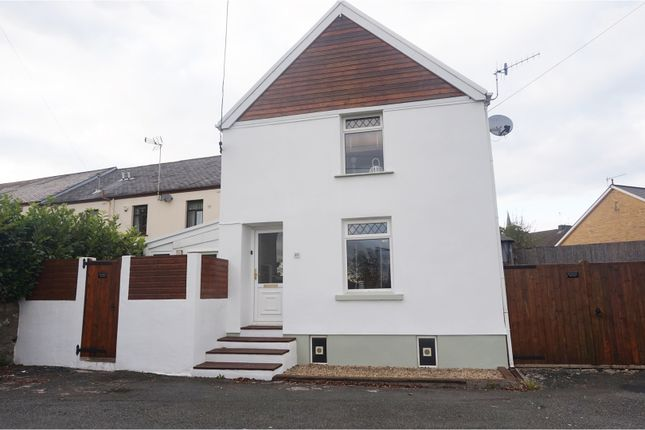 Thumbnail Detached house for sale in Holford Street, Cefn Coed, Merthyr Tydfil
