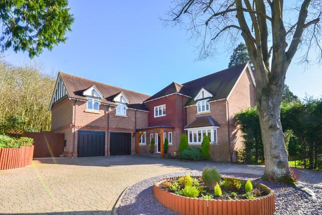 Thumbnail Detached house for sale in Lord Austin Drive, Marlbrook, Bromsgrove