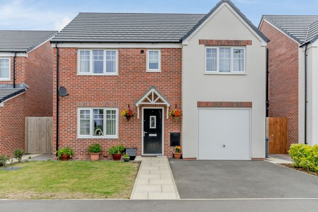 Thumbnail Detached house for sale in Went Meadows Close, Maryport