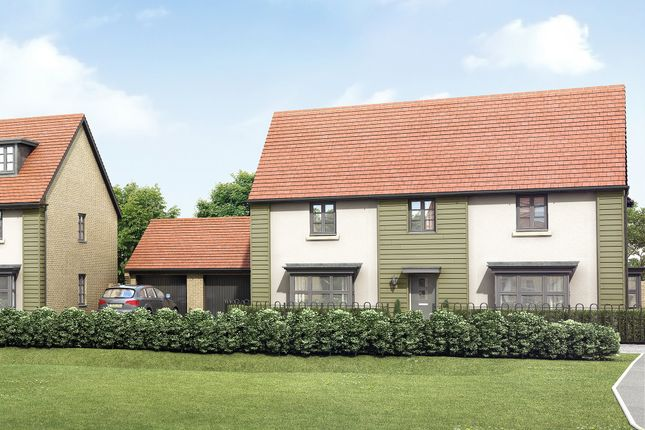 "Thumbnail Detached house for sale in ""Earlswood"" at Bearscroft Lane, London Road, Godmanchester, Huntingdon"