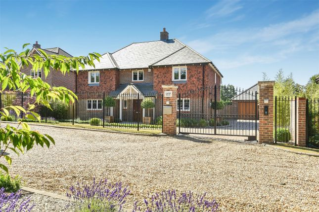 Thumbnail Detached house for sale in Medstead, Alton, Hampshire