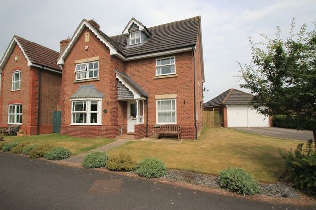 Thumbnail Detached house for sale in Teveray Drive, Penkridge, Stafford