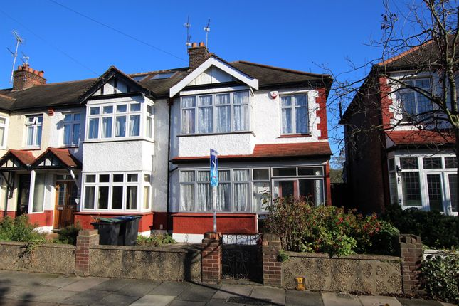 Thumbnail End terrace house for sale in Monastery Gardens, Enfield