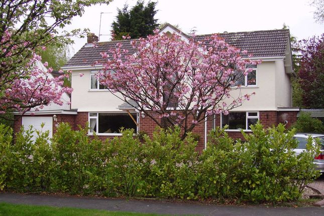 Thumbnail Detached house to rent in Broadmead, Heswall, Wirral