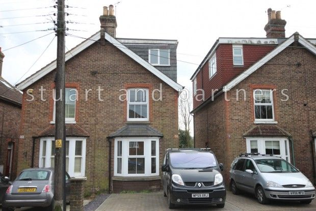 Thumbnail Semi-detached house to rent in College Road, Haywards Heath