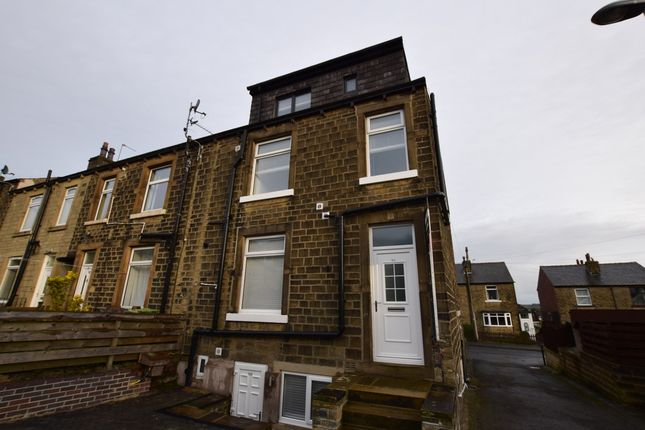 Thumbnail End terrace house to rent in Broomfield Road, Marsh, Huddersfield