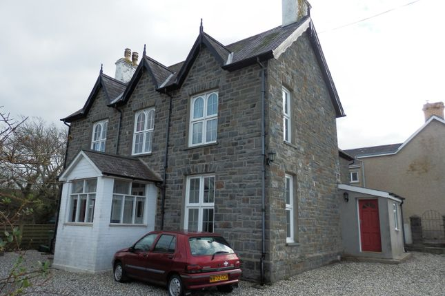 Thumbnail Detached house for sale in Llandysul Road, New Quay, Ceredigion