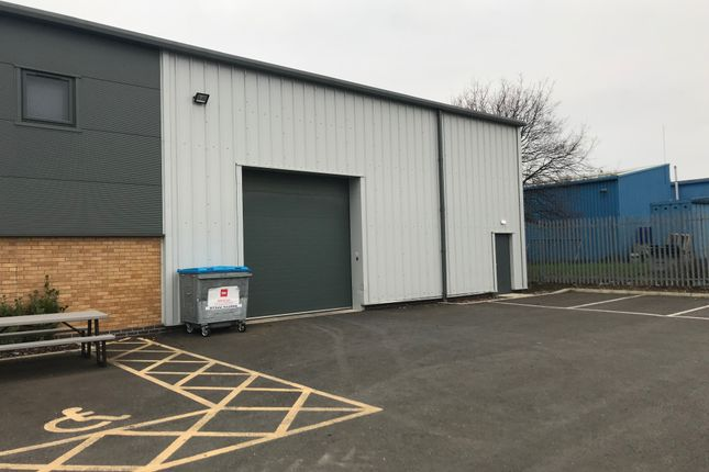 Thumbnail Industrial to let in Sadler Court, Sadler Road, Lincoln
