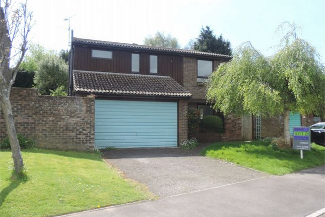Thumbnail Detached house for sale in Portfield Close, Bexhill On Sea, East Sussex