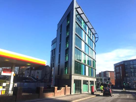 Thumbnail Flat to rent in London Raod, Sheffield