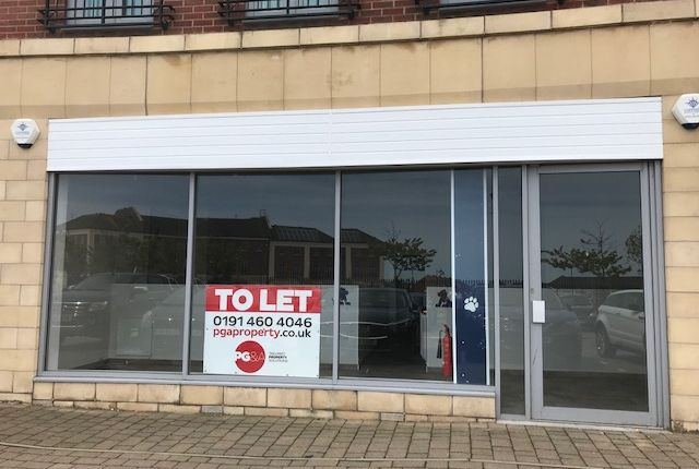 Thumbnail Retail premises to let in Westoe Crown Village, South Shields