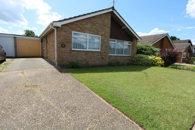 Thumbnail 3 bed detached bungalow to rent in Elm Grove, Garboldisham, Diss