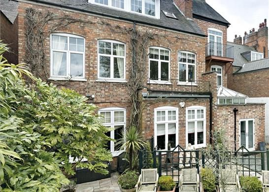 Thumbnail Detached house for sale in Elsee Road, Rugby, Warwickshire