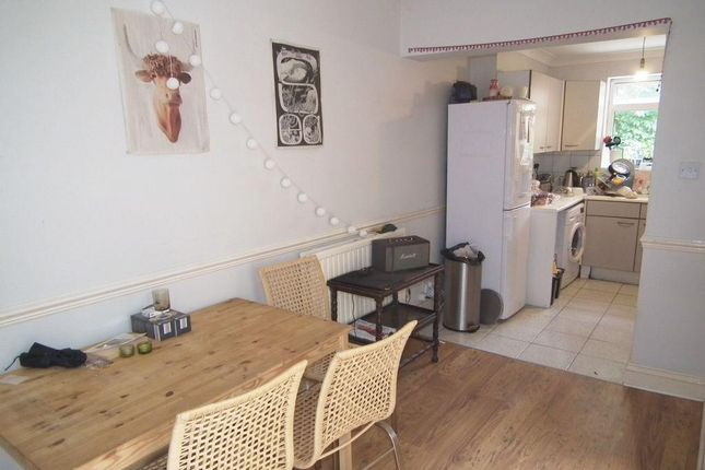 Thumbnail Terraced house to rent in Nelgarde Road, London