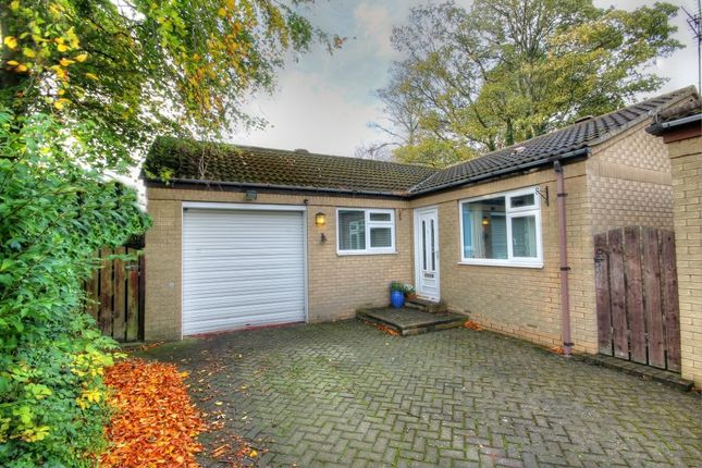 Thumbnail Bungalow for sale in Highfield Close, Westerhope, Newcastle Upon Tyne