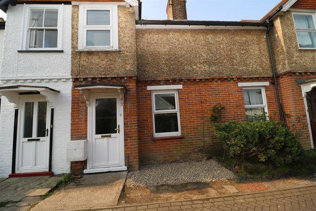 Thumbnail Terraced house to rent in School Terrace, Hawkhurst, Cranbrook