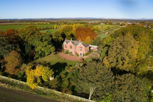 Thumbnail Detached house for sale in Arthuret House, Arthuret Road, Longtown, Cumbria