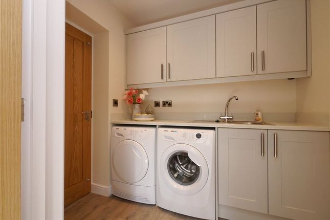 Detached house for sale in Higher Raikes Close (Plot 11), Skipton, North Yorkshire