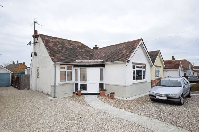 Thumbnail Detached bungalow for sale in Merrilees Crescent, Holland-On-Sea, Clacton-On-Sea