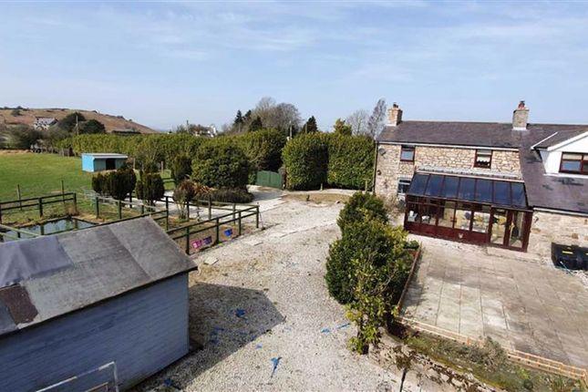 Thumbnail Detached house for sale in Moel Y Crio, Moel Y Crio, Flintshire