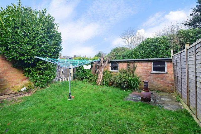 Rear Garden of Hullmead, Shamley Green, Guildford, Surrey GU5