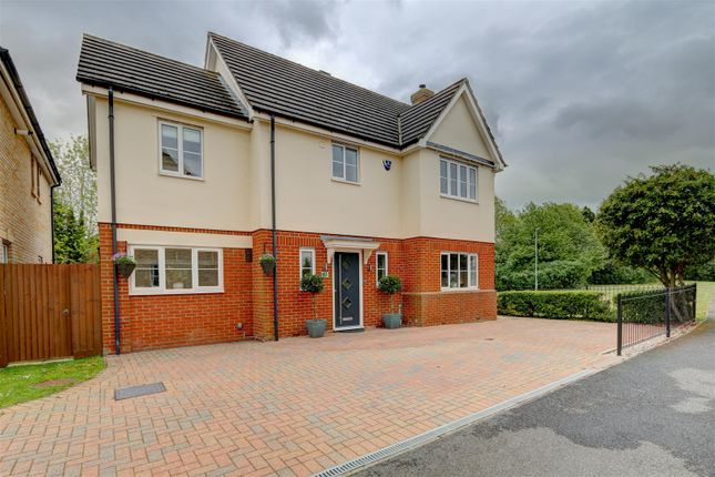 Thumbnail Detached house for sale in Granary End, Witchford, Ely
