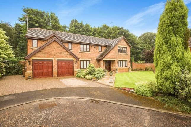 Thumbnail Detached house for sale in The Walled Garden, Whittle-Le-Woods, Chorley, Lancashire