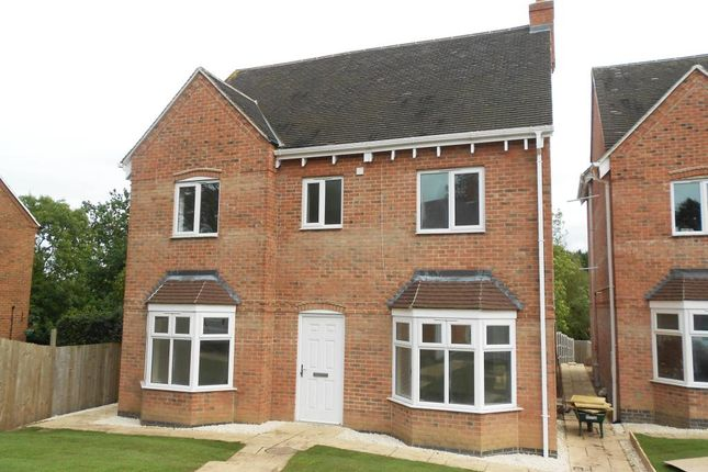 Thumbnail Detached house to rent in Main Street, Swannington, Coalville