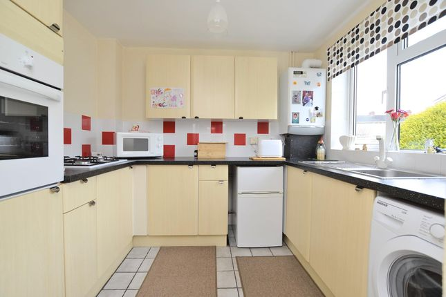 Thumbnail End terrace house for sale in Clyde Gardens, Bath