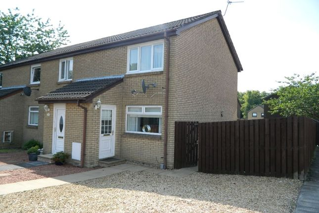 Thumbnail Flat for sale in Berriedale Quadrant, Wishaw