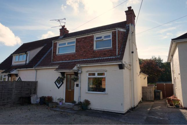 Thumbnail Semi-detached house for sale in Sandford Road, Winscombe