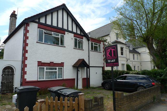 Thumbnail Detached house to rent in Kingsdowne Road, Surbiton