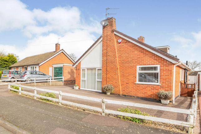 4 bed detached bungalow for sale in Kilverstone Avenue, Evington, Leicester LE5